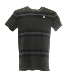 G-Star T-shirts D05936 9185 Army