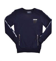 Gabbiano Fleece truien 7222 Navy