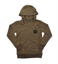 Gabbiano Fleece truien 7296 Army