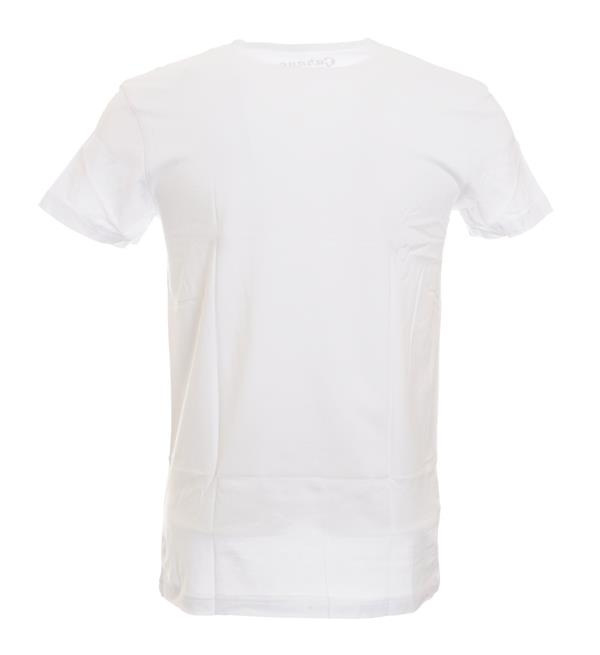 garage-korte-mouw-t-shirts-0201-body-fit-wit