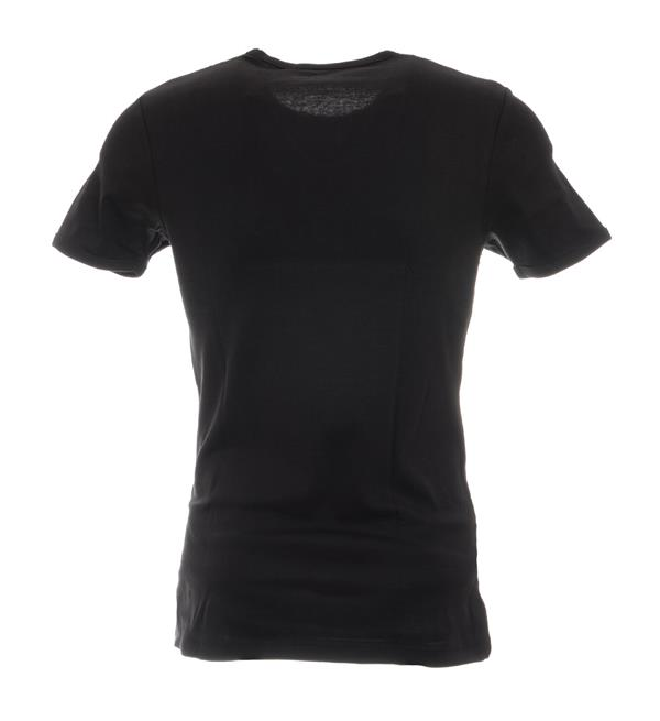 garage-t-shirts-0301-semi-fit-zwart