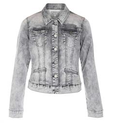 Geisha Denim jackets 85012k Black denim