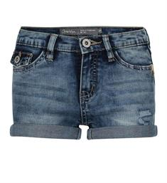Geisha Denim shorts 81302k Blue denim
