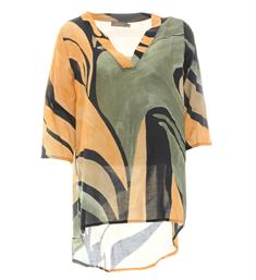 Geisha Tops 93246-61 Army
