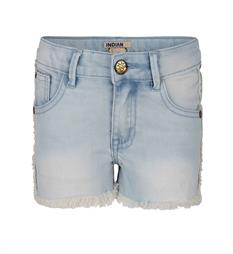 Indian Blue Jeans Denim shorts Ibg18-6000 Light blue denim