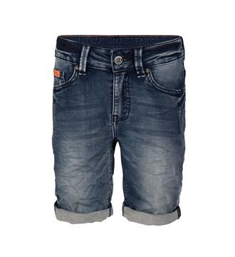 Indian Blue Jeans Korte broeken Ibb18-6505 Blue denim
