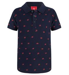 Indian Blue Jeans Polo's Ibb19-3670 Navy