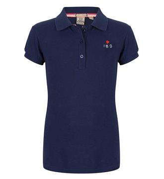 Indian Blue Jeans Polo's Ibg18-3144 Navy