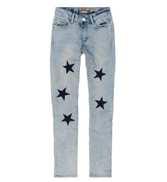Indian Blue Jeans Skinny jeans 13130271 Blue denim