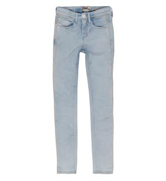 Indian Blue Jeans Skinny jeans Ibg17-2123 Blue denim
