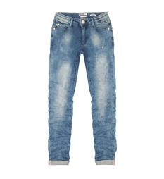 Indian Blue Jeans Skinny jeans Ibg27-2101 Blue denim