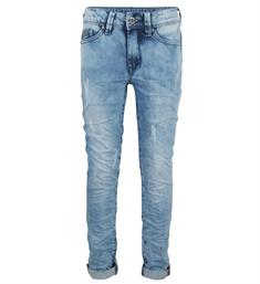 Indian Blue Jeans Slim jeans IBB19-2687 Blauw