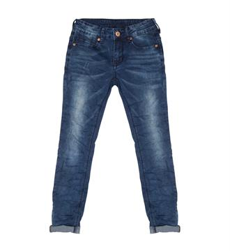 Indian Blue Jeans Slim jeans Ibb27-2675 Blue denim
