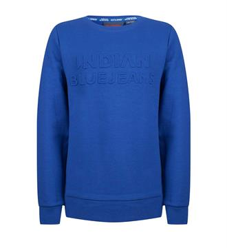 Indian Blue Jeans Sweaters Ibb27-4555 Kobalt