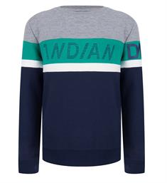 Indian Blue Jeans Sweatshirts Ibb28-4548