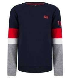 Indian Blue Jeans Sweatshirts Ibb28-4557 Navy