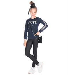 Indian Blue Jeans Sweatshirts Ibg28-4015 Dark navy