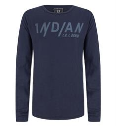 Indian Blue Jeans T-shirts Ibb28-3541 Navy