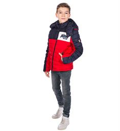 Indian Blue Jeans Winterjassen Ibb29-1558 Rood