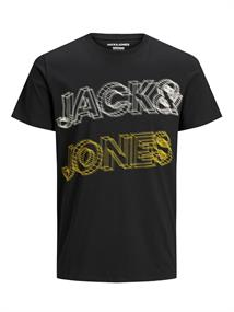 jack & jones kids Korte mouw T-shirts 12175722