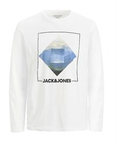jack & jones kids Lange mouw T-shirts 12175703