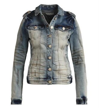 Josh V Denim jackets Jv-1708-0302 Blue denim