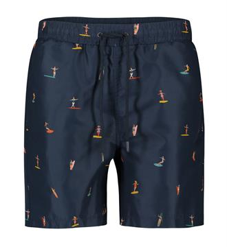 Kultivate Beachshorts S surfbabes Navy