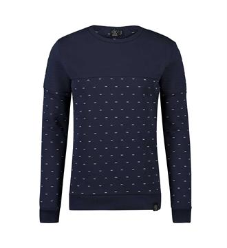 Kultivate Fleece truien Sw glendale Navy
