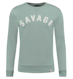 Kultivate Fleece truien Sw savage Mint