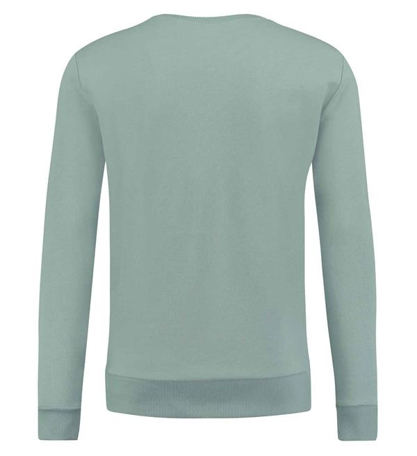 kultivate-fleece-truien-sw-savage-mint