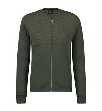 Kultivate Fleece vesten Jk jackson Army