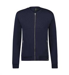 Kultivate Fleece vesten Jk tygo Navy