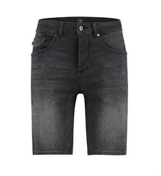 Kultivate Korte broeken Sh 5 pocket black Black denim