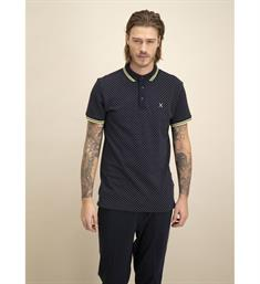 Kultivate Polo's Pl lime cross Navy