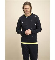 Kultivate Sweatshirts Sw fly again Navy