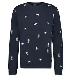 Kultivate Sweatshirts Sw grizzly Navy