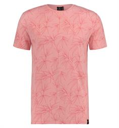 Kultivate T-shirts Ts lagos Roze