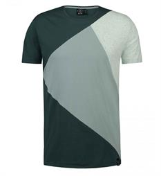 Kultivate T-shirts Ts perth eden Groen dessin