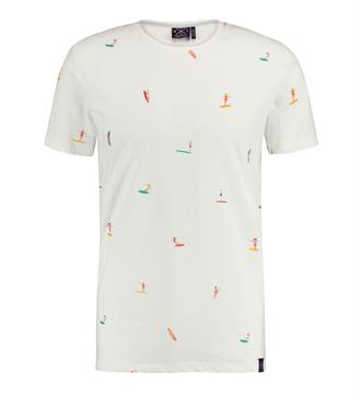 Kultivate T-shirts Ts surfbabes Off white
