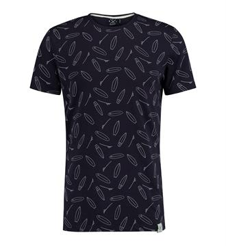 Kultivate T-shirts Ts surfboards Navy