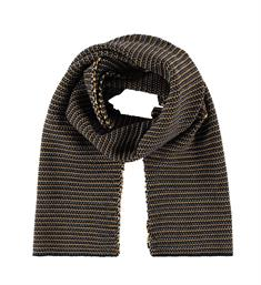 Kultivate Wintersjaals Ac colorized scarf Navy