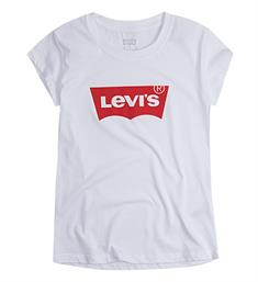 Levi's Korte mouw T-shirts Np10507 batwing tee Wit