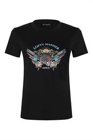 Lofty Manner Korte mouw T-shirts Tee isaya
