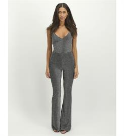Lofty Manner Lange jumpsuits Salena Zilver
