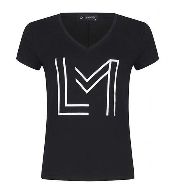 lofty-manner-t-shirts-kira-zwart