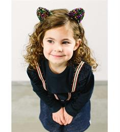 Looxs Little Fleece truien 831-7302-190 Navy