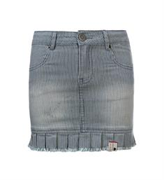 Looxs Little Korte rokken 912-7704-122 Denim