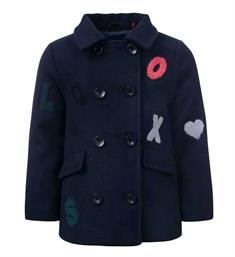 Looxs Little Winterjassen 831-7204-190 Navy