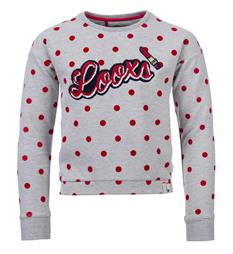 Looxs Sweaters 707-5320 Grijs melee