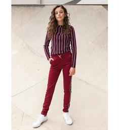 Looxs Sweatpants 932-5635-279 Bordeaux